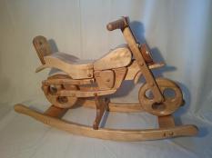 Schaukelmotorrad, Motorrad Schaukel
